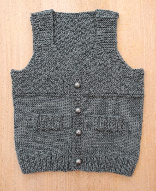 Owen's vest Front