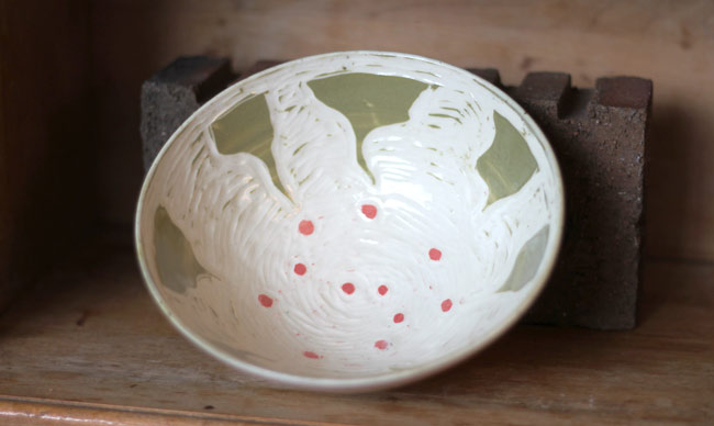 sgraffito-bowl
