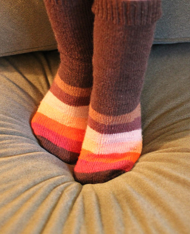 striped-socks